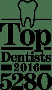 Top Dentists 2016 5280 Magazine Metropolitan Dental Care Denver CO