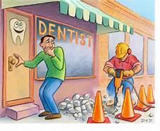 Dentist jackhammer