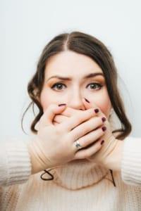 Banish bad breath with a deep dental clean.